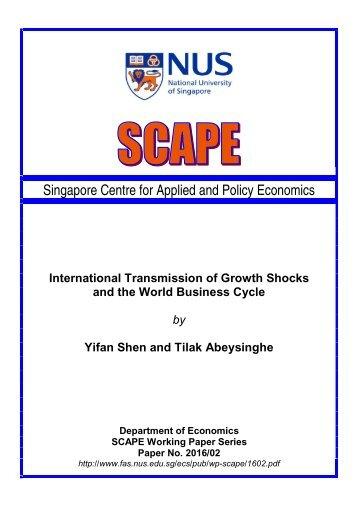 New zealand economic papers impact factor