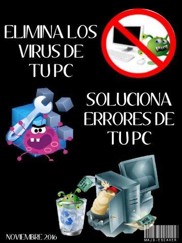 REVISTA DE VIRUS, ERRORES Y SOLUCIONES