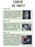 REVISTA DE VIRUS, ERRORES Y SOLUCIONES - Page 5