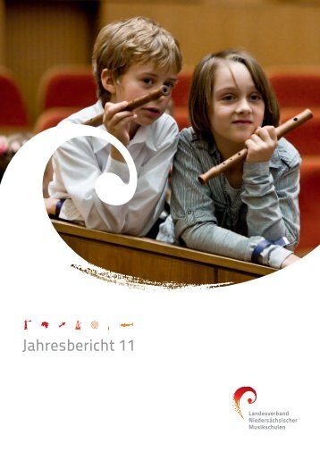 Das Schuljahr 2011/12 - Wir machen die Musik