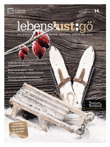 Lebenslust Gottingen - Winter 2016