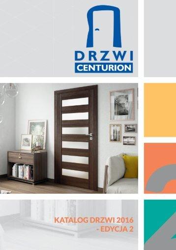 Katalog Drzwi Centurion 2016 ed.2