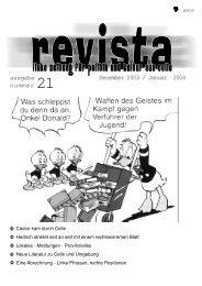 ausgabe nummer Dezember 2003 / Januar 2004 - Buntes Haus Celle