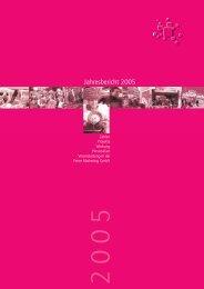 Jahresbericht 2005 - Peine Marketing GmbH