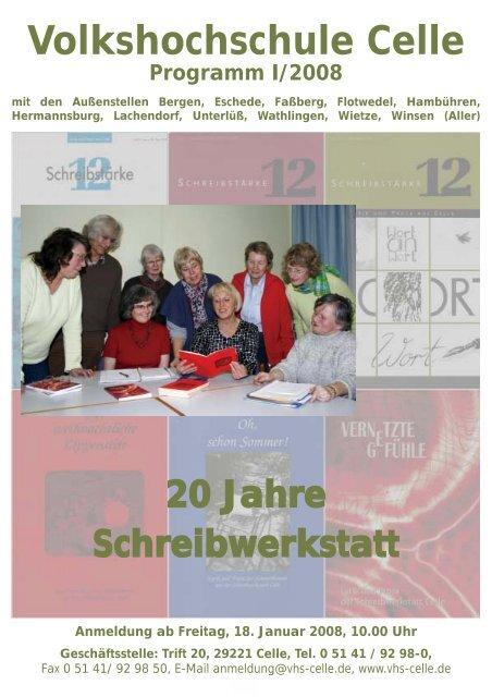 Volkshochschule Celle Deutsches Institut Fur Erwachsenenbildung