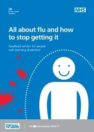 All about flu and how to stop getting it