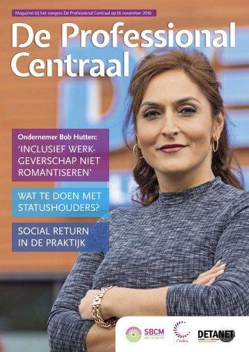 De Professional Centraal