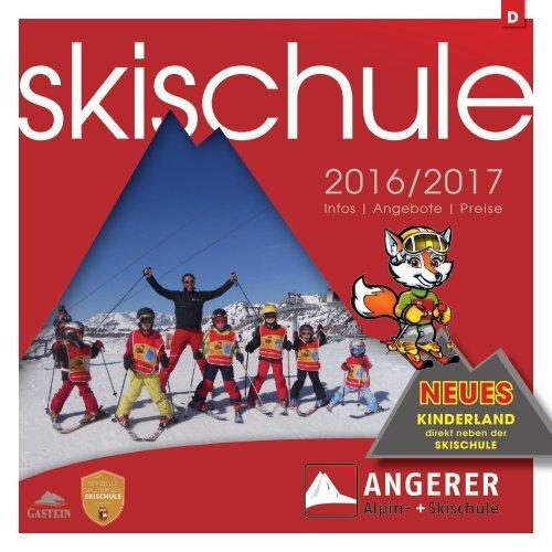 Skischule Dorfgastein - Angerer