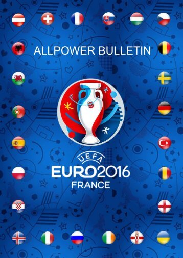Bulletin Juni 2016
