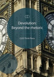 Devolution Title of the Beyond front the cover rhetoric
