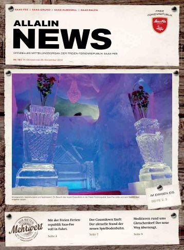 Allalin News Nr. 16