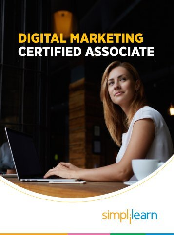 DIGITAL MARKETING CERTIFIED ASSOCIATE