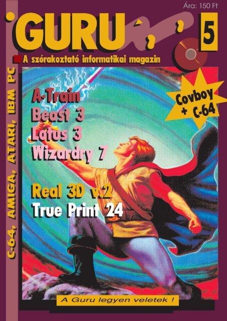 Guru 1992-05
