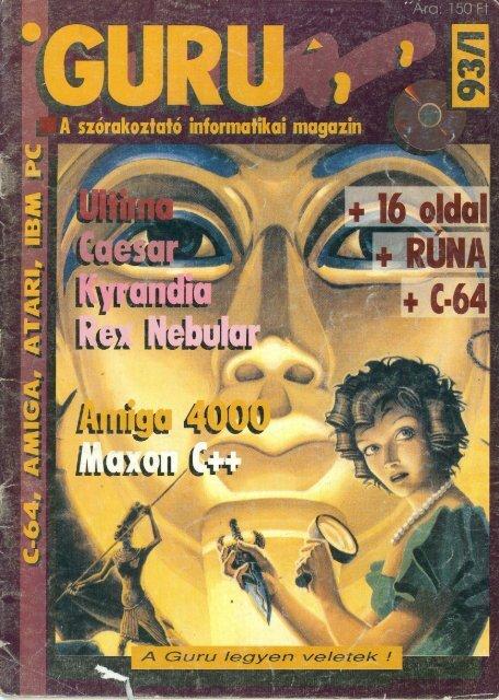 Guru 1993-01