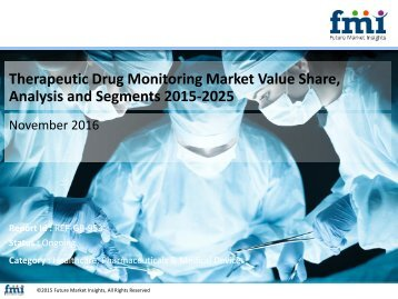 Therapeutic Drug Monitoring Market