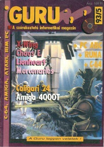 Guru 1993-05