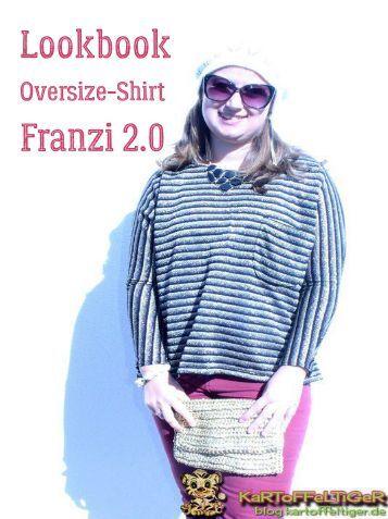 Lookbook Oversize-Shirt Franzi 2.0
