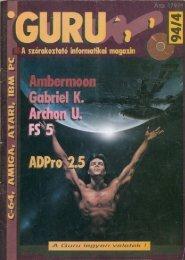 Guru 1994-04