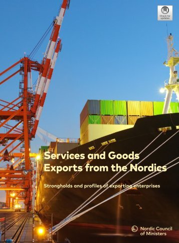 Exports from the Nordics