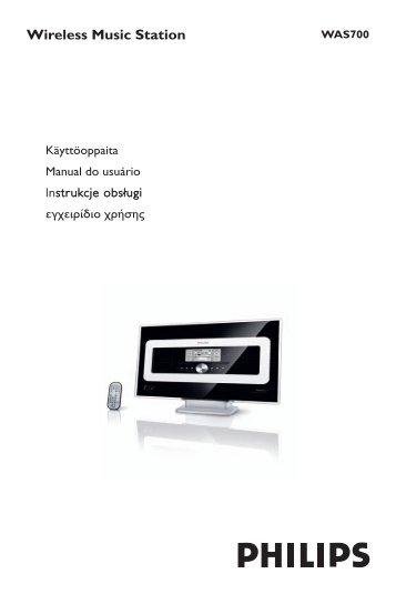 Philips Streamium Satellite Streamium - Mode d'emploi - FIN