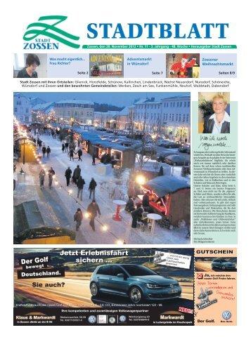 28.11.2012 - Stadt Zossen