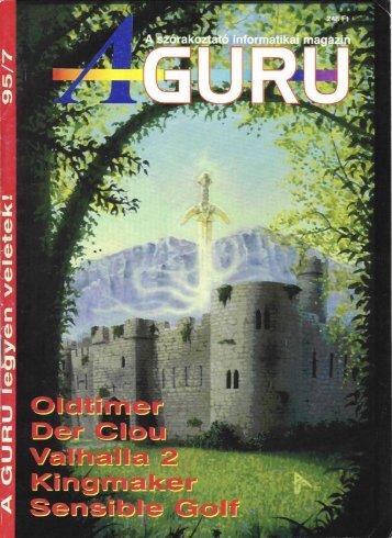 Guru(A) 1995-07