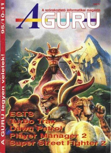 Guru(A) 1995-10+11