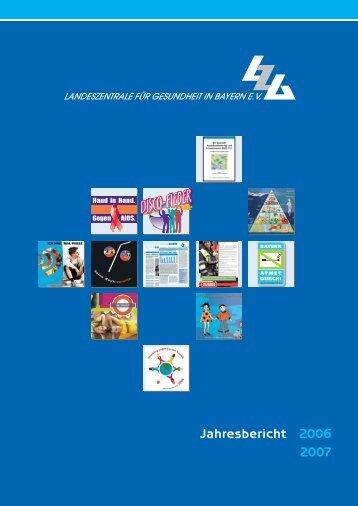 Arbeitsschwerpunkte der LZG - Landeszentrale für Gesundheit in ...