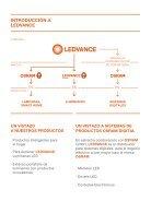 Catalogo de Luminarias LED - OSRAM - Page 4