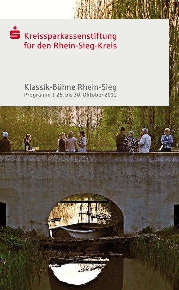 Kreissparkassenstiftung für den Rhein-Sieg-Kreis ... - Anette Maiburg