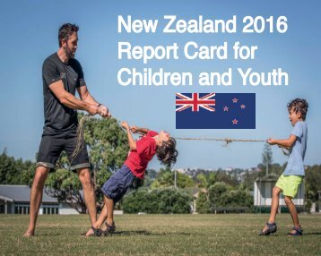 Report Card for Children and Youth