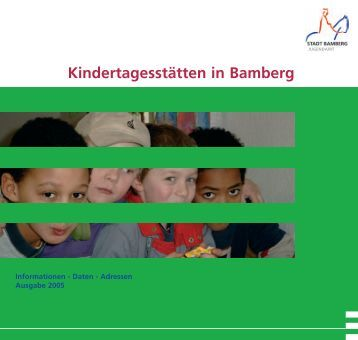Kindertagesstätten in Bamberg
