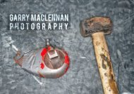 Garry Maclennan Photography - Commercial