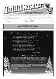 Dezember 2010 - Verwaltungsgemeinschaft Stegaurach