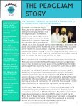 PeaceJam Foundation 2015 Annual Report- May 2016 - Page 2