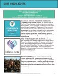 PeaceJam Foundation 2015 Annual Report- May 2016 - Page 4