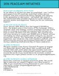 PeaceJam Foundation 2015 Annual Report- May 2016 - Page 5