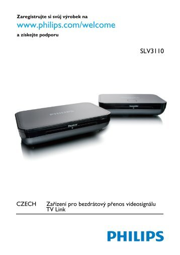 Philips Transmetteur d'images sans fil - Mode d'emploi - CES