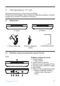 Philips Transmetteur d'images sans fil - Mode d'emploi - CES - Page 7