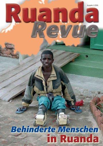 Behinderte Menschen in Ruanda. - Partnerschaft Rheinland-Pfalz ...