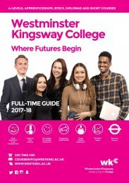 Kingsway College