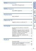 Sony DSC-W180 - DSC-W180 Istruzioni per l'uso Polacco - Page 5