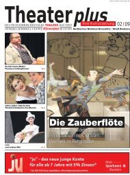 Die Zauberflöte - Deutsch-sorbisches Volkstheater