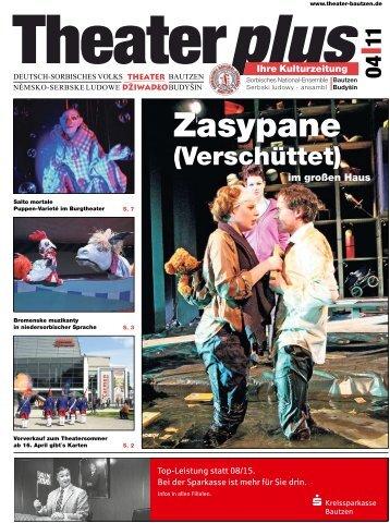 Zasypane - Deutsch-sorbisches Volkstheater