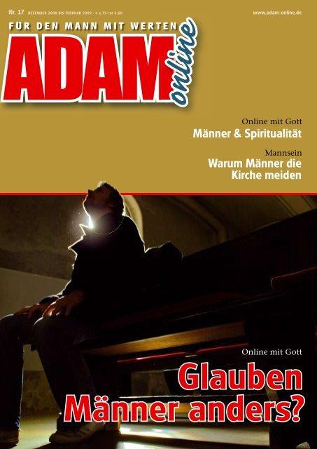 Adam online Nr. 17 Vorschau