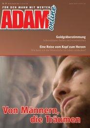 Adam online Nr. 19 Vorschau