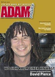 Adam online Nr. 02