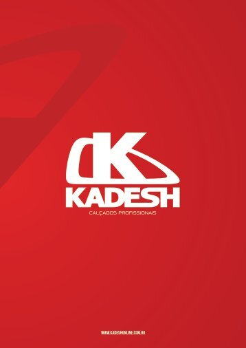 CATALOGO KADESH 2016