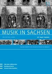 glaubenstrost und lebenslust - Sächsischer Musikrat eV