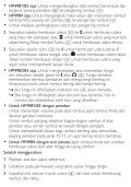 Philips SalonDry Control Sèche-cheveux - Mode d'emploi - IND - Page 5